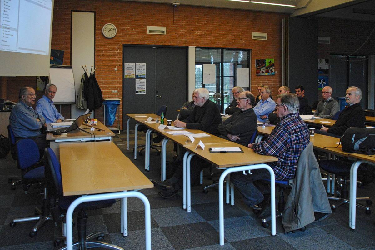 Lokalgruppe Landsmøde Januar 2016