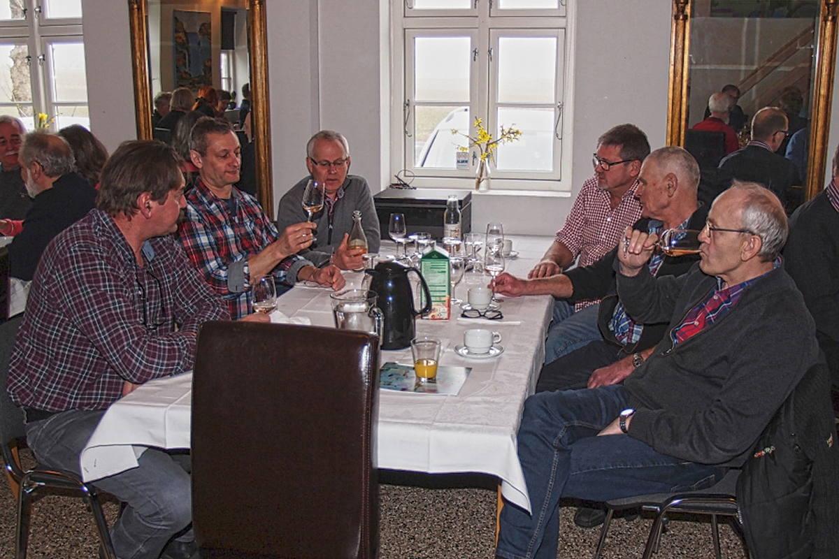Størst Interesse For FDV's Vinterseminarer I Jylland