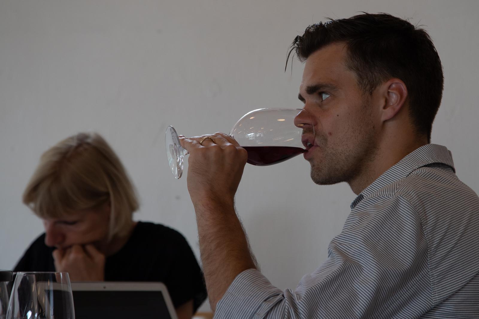 Rødvin Og Orangevin