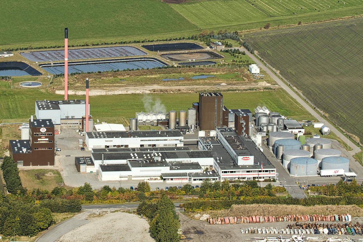 De Danske Gærfabrikker i Grenå
